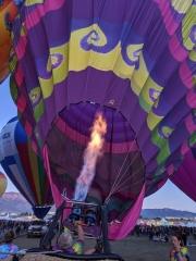 Burner Inflate