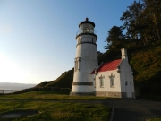 Haceta Point Lighthouse, Oregon