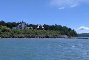 Raspberry Island Light House