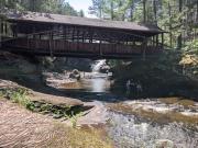 Amnicon Falls Covered Bridge