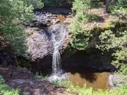 Amnicon State Park Snakepit Falls