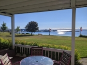 Bayfield WI Harbor Airbnb Room View