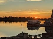 Copper Harbor MI Sunrise