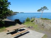 Michigan Hwy 26 Lake Superior Picnic