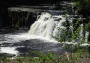 Manido Falls Presque Isle River MI