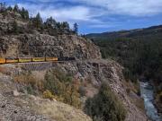 Durango Silverton Railroad Highline