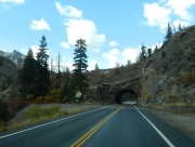 Tunnel on CO 550