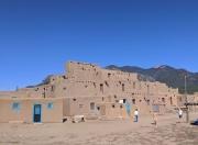 Taos Pueblo Adobe