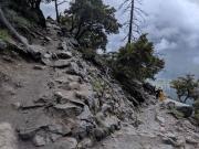Yosemite Upper Falls Trail