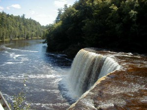 Taquamenon Falls