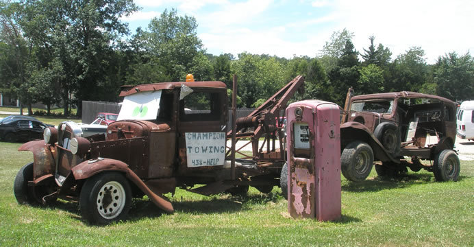 Champion Towing, Potosi, MO