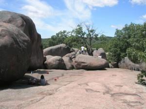 Elephant Rocks State Park, MO