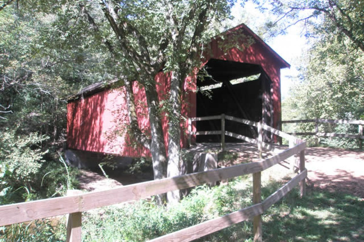 Sandy Creek Covered Bridge, MO