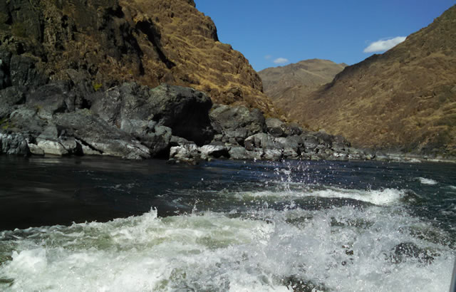 Snake River Hells Canyon