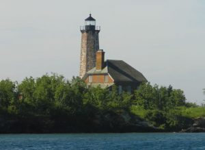 Menagerie Island Light, Isle Royale NP
