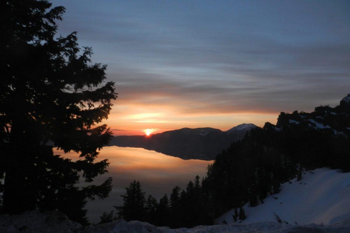 Crater Lake, Oregon Coast
