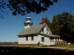 Old Mission Point Light House Traverse Bay