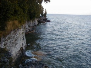 Cave Point, Door County, WI