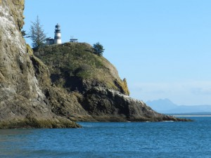 Astoria - Cape Disappointment