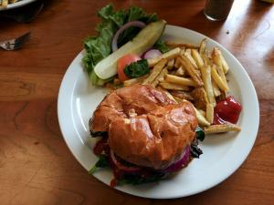 Bison Burger Creekside Grill
