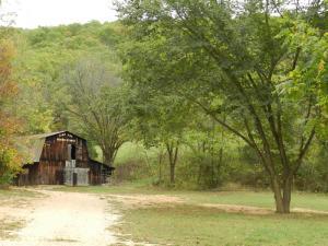 Historic Camp Zoe barn