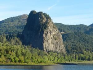 Columbia Gorge - Beacon Rock