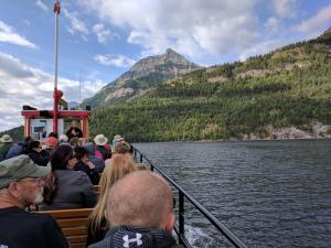 Waterton Boat Tour